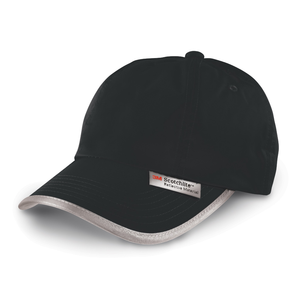 RC35X Workwear Hi Vis Black Cap