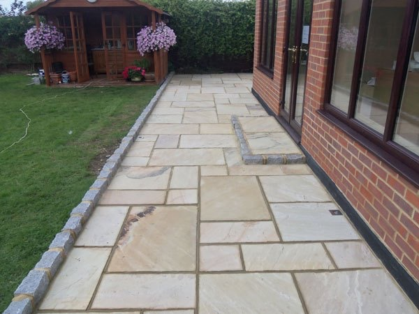 Block Paving Surrey, Egham