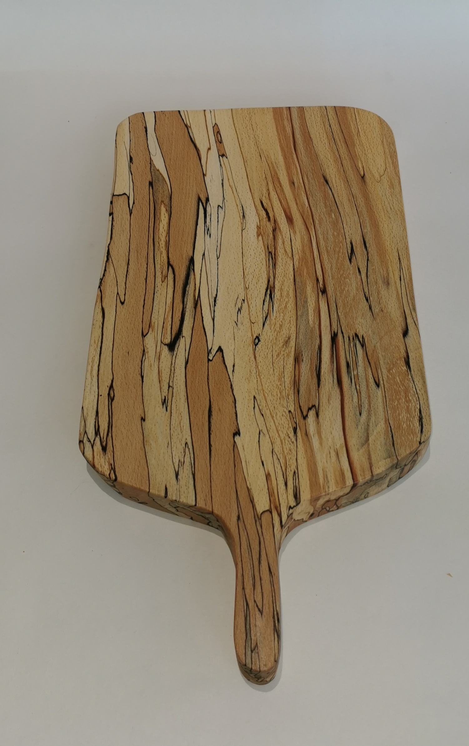 Spalted Beech Paddle Board