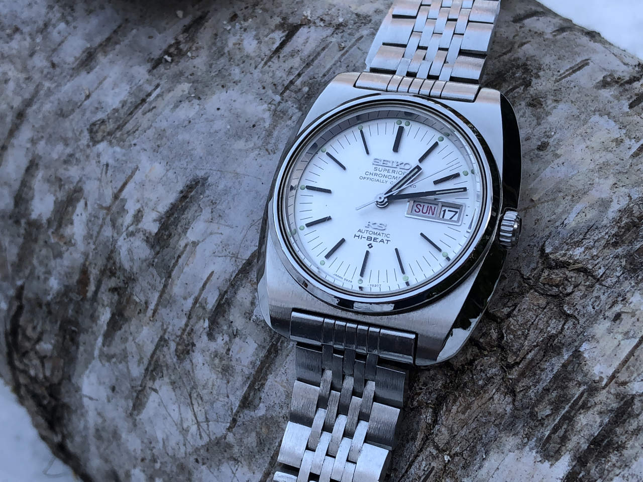 King Seiko Superior Chronometer 5626-7030 (sold)