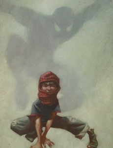 Web Head Craig Davison Limited Edition Print