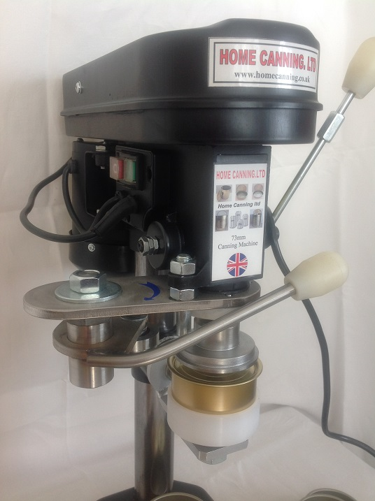 New 73mm Work-Top Electric Home Canning Machine ONLY