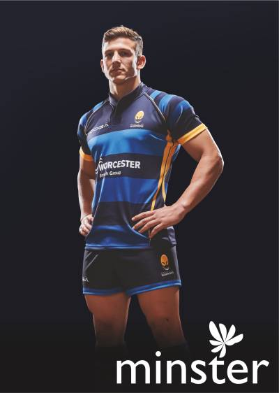 Minster Micro Computers team up with Worcester Warriors Player Ryan Mills