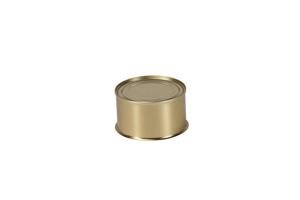 45 x Metal food can for Food (around 130 g) 73 x 42 mm