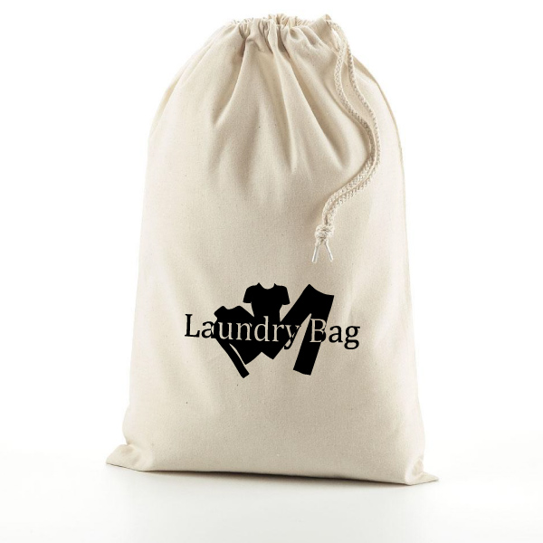Large Laundry Bag Printed