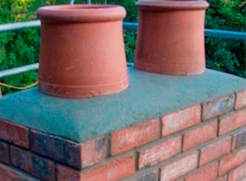 Chimney repairs by M Gaffney & Sons