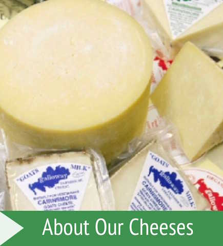 About Galloway Farmhouse Cheese
