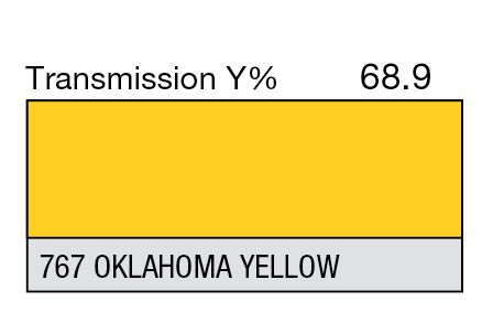 Lee 767 Oklahoma Yellow Roll