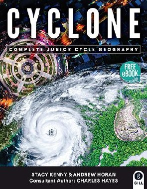 GEOGRAPHY Cyclone Text Book & Skills Book Pack (GILL)