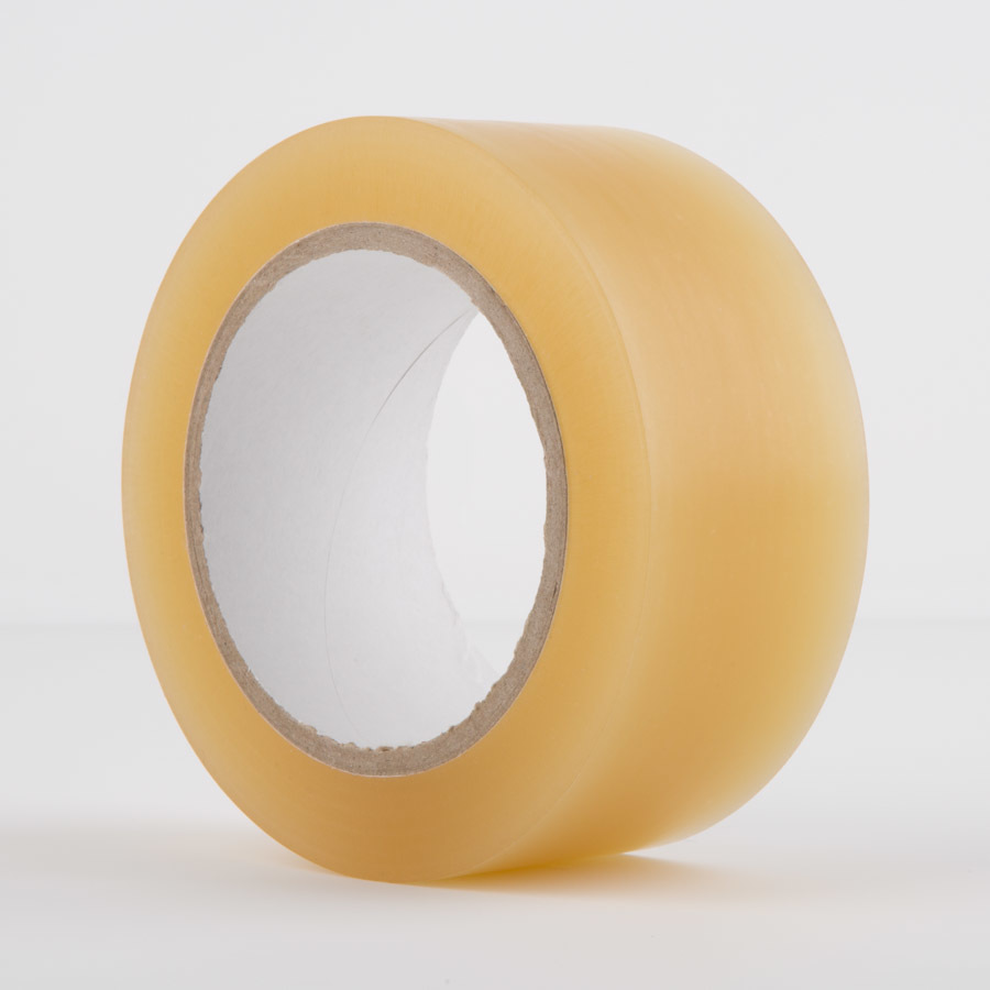 LeMark PVC Dance Floor Tape Clear (50mm by 33 meter)