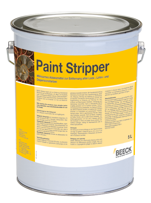 Beeck Paint Stripper