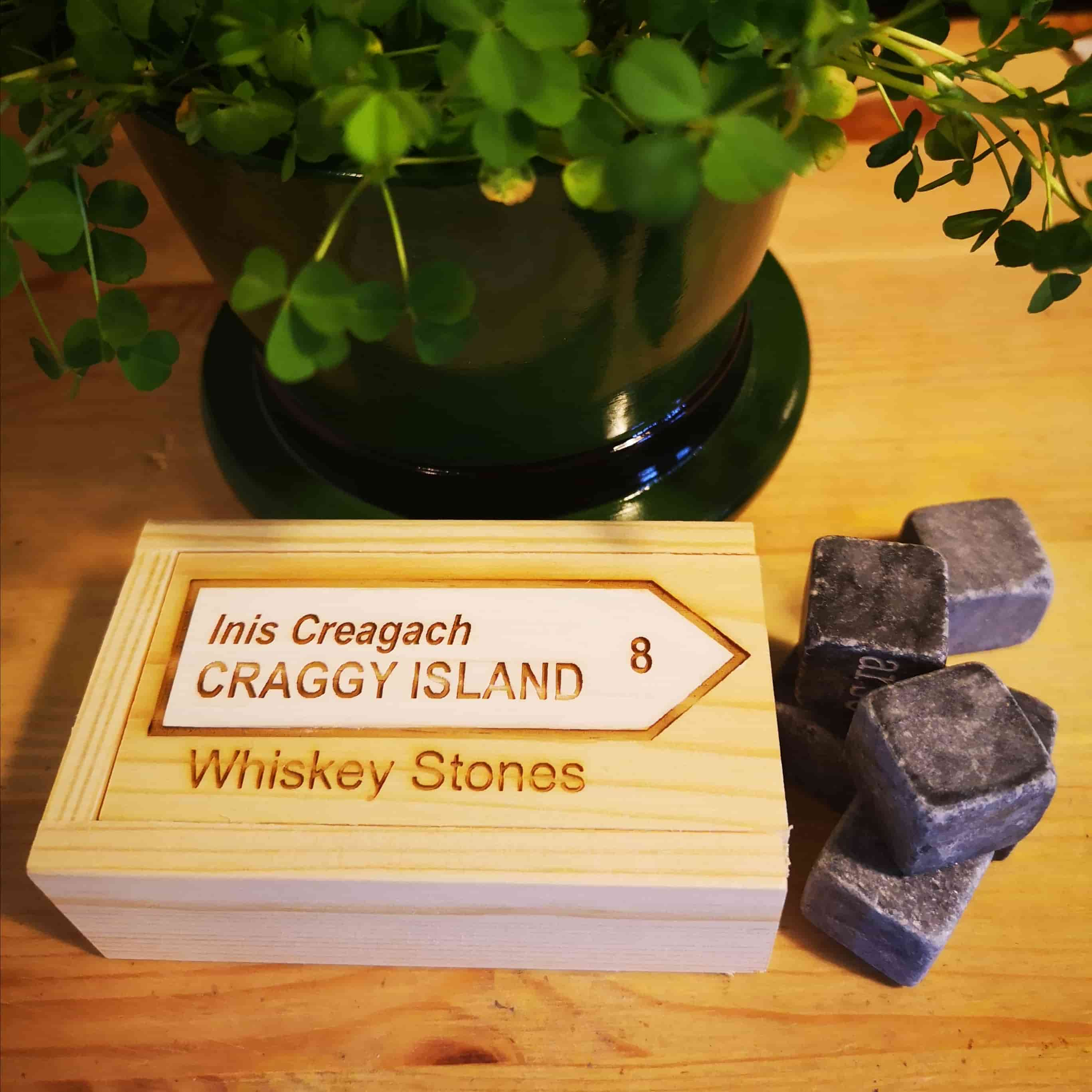 Craggy Island Whiskey Stones