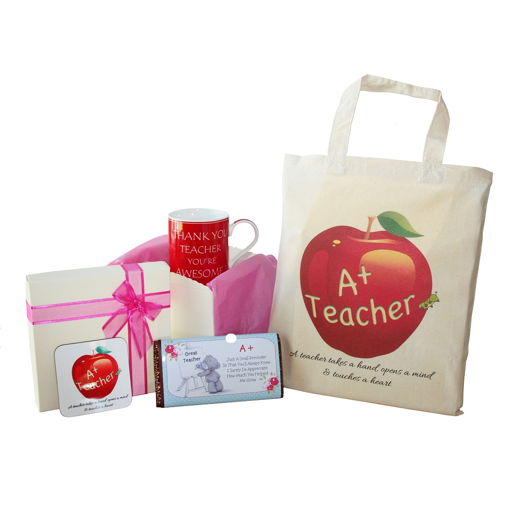 Teacher Gift - with Pink Theme