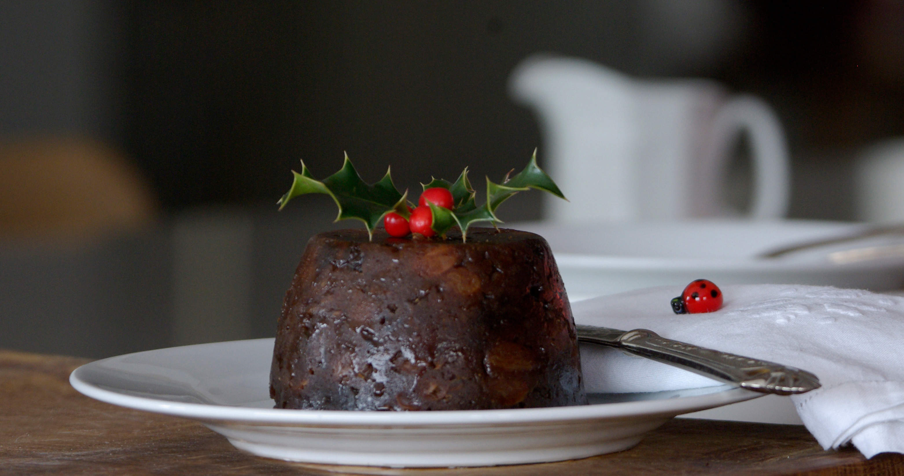 FreeFrom 14 Christmas Pudding