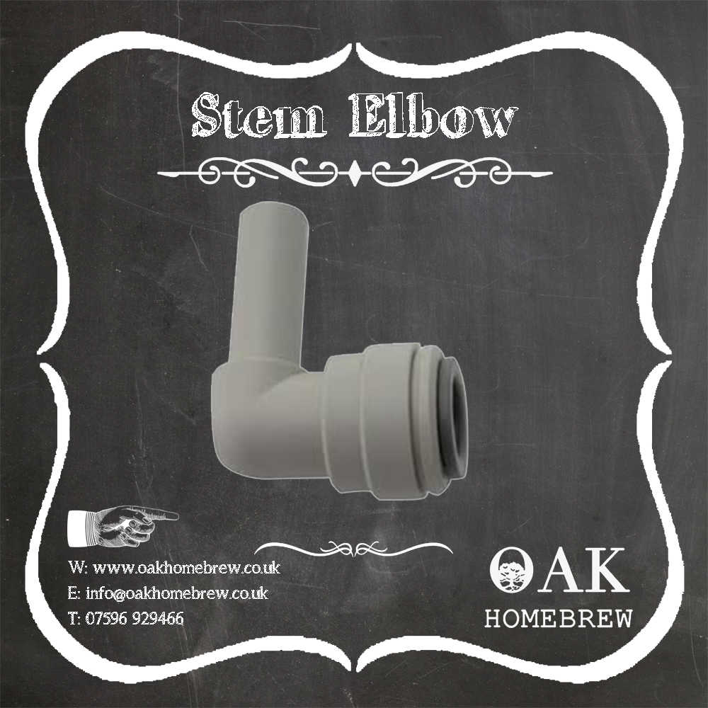John Guest Stem Elbow