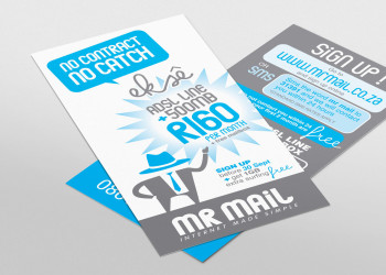 Flyers , 130gm Art Paper Gloss Double Sided