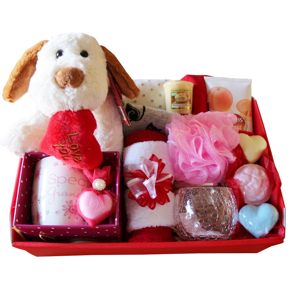 Pamper Hamper for Grandma