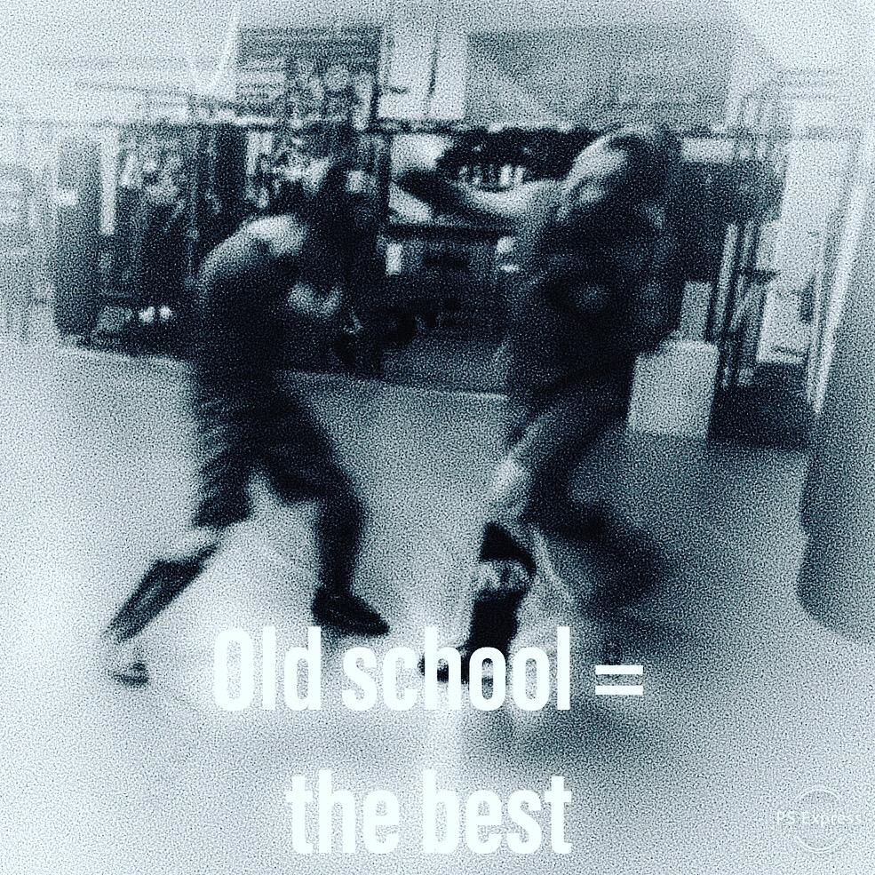 Old School boxingjpeg