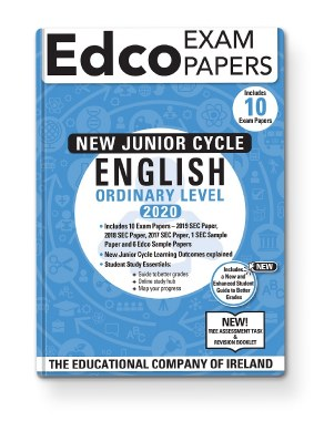 ENGLISH JC EXAM PAPERS - ORDINARY LEVEL - EDCO