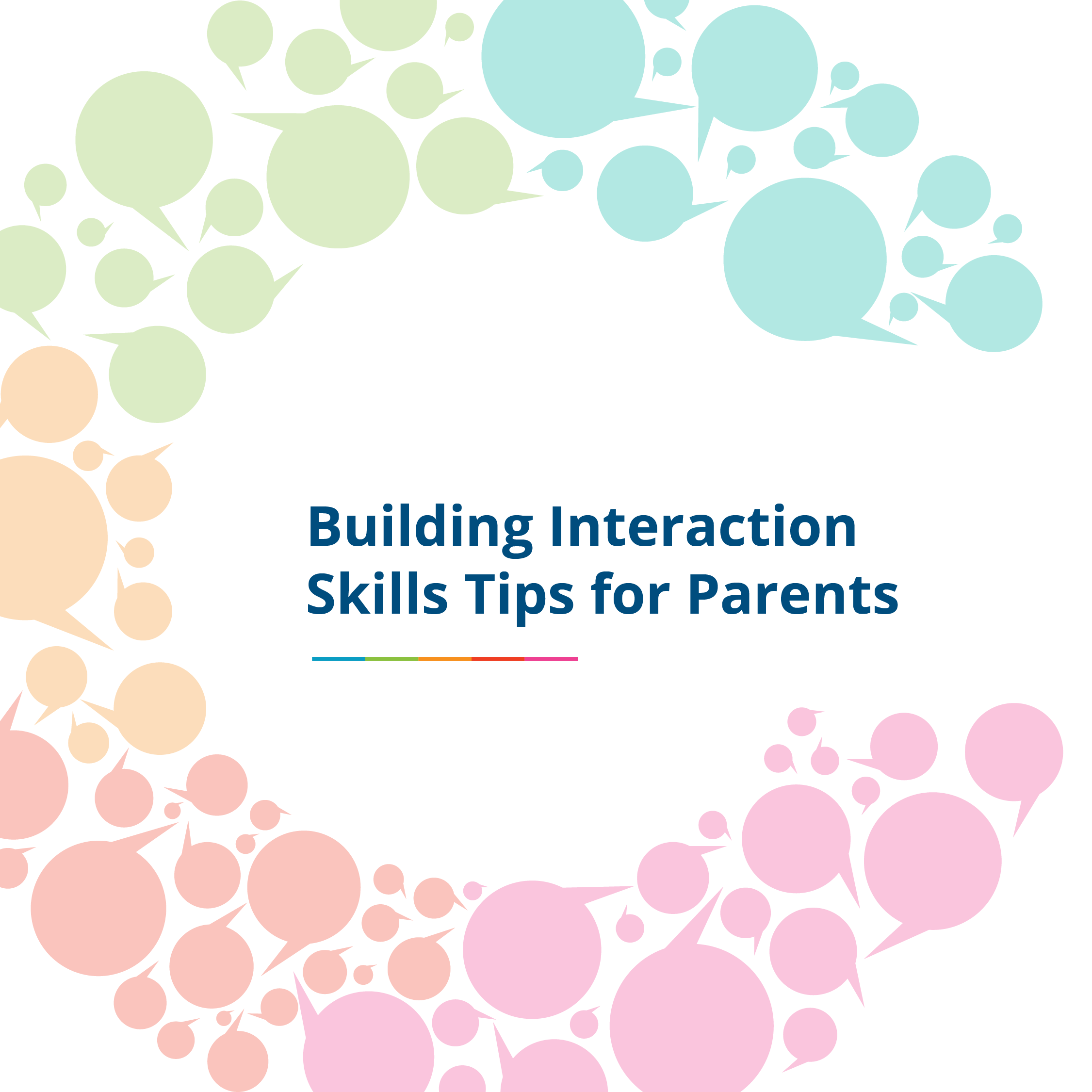 Building Interaction Skills Tips for Parents