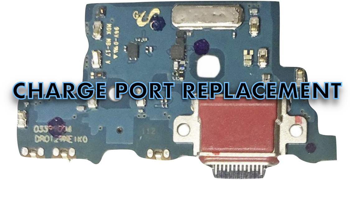 S20 Ultra charge port
