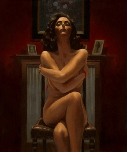 Just The Way It Is Jack Vettriano