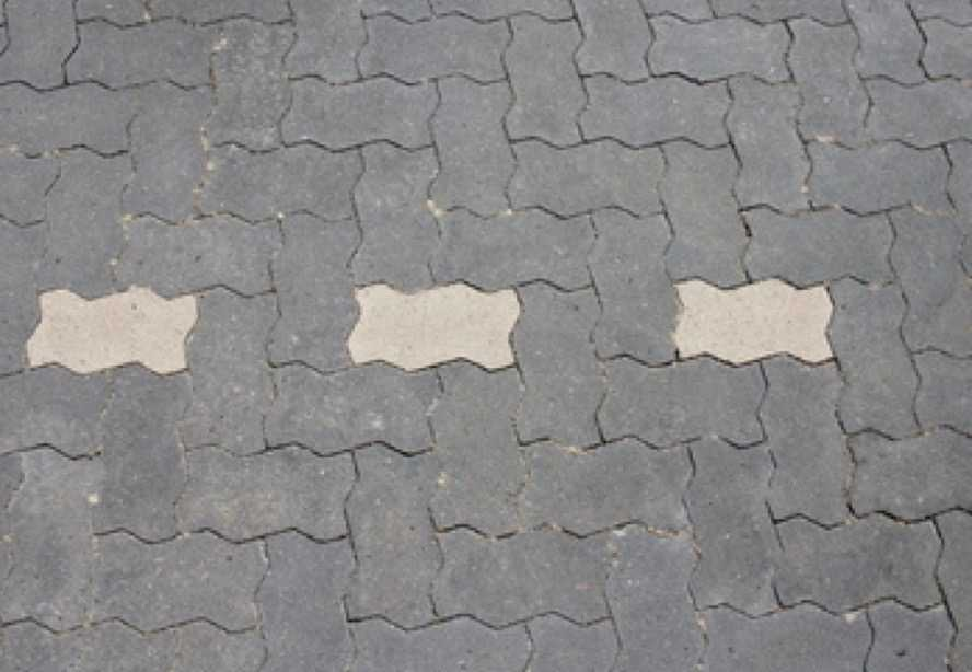 Block paved car parks Wolverhampton