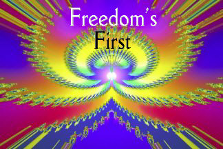 Freedoms' first pic