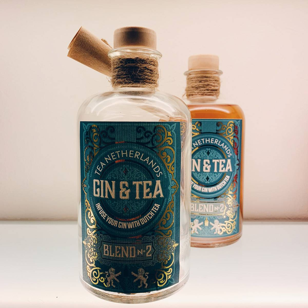 Tea Netherlands Gin mix nr.2