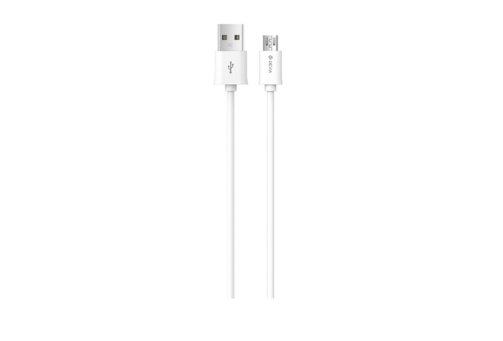 1m USB to MicroUSB Charge Lead