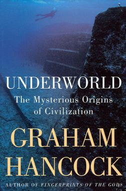 Graham Hancock's bookcover 4 Underworld