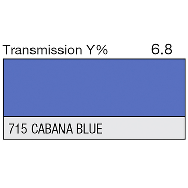 Lee 715 Cabana Blue Roll