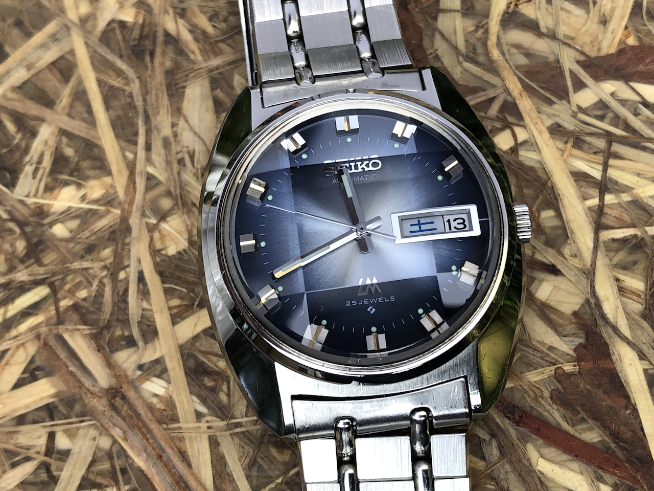 Seiko Lord-Matic 5606-7230