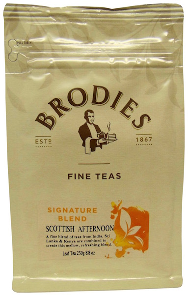 Brodie Melrose Scottish Afternoon Loose Leaf Tea