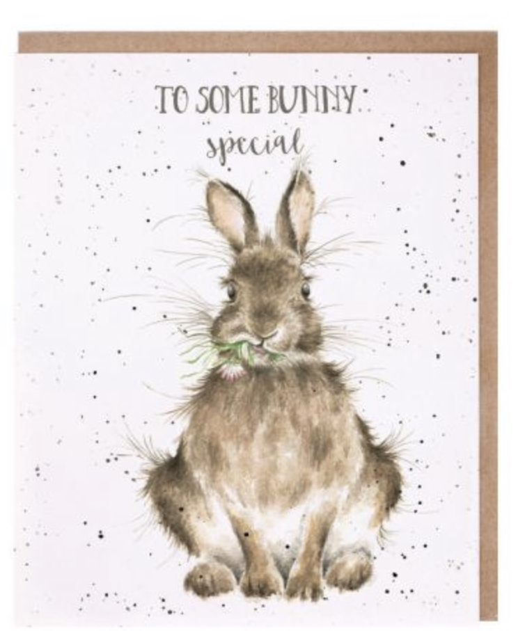 Wrendale 'To Some Bunny Special' Greetings Card