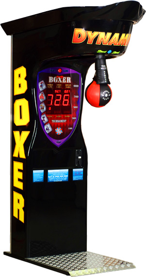 "Boxer game ""Dynamic"""
