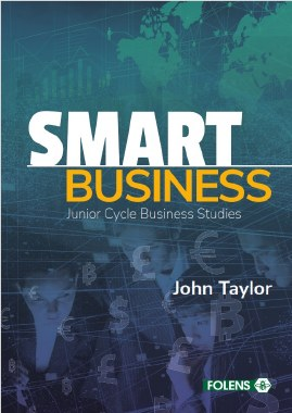 BUSINESS STUDIES - Smart Business by John Taylor (Folens)