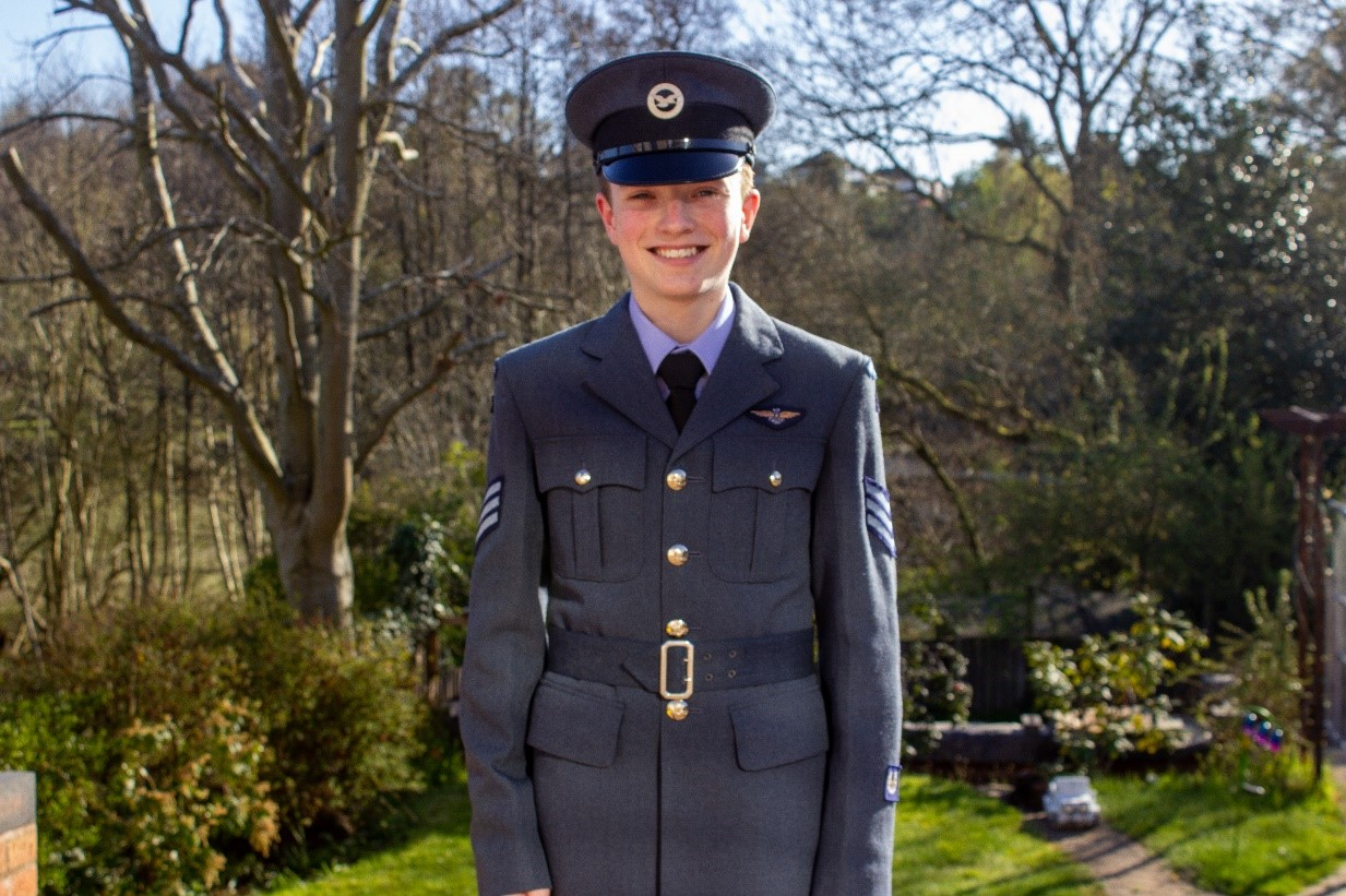 Kidderminster Student Awarded the Prestigious Role of Lord-Lieutenant's Cadet