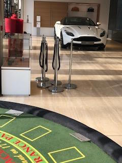 Corporate Event Aston Martin Park Lane