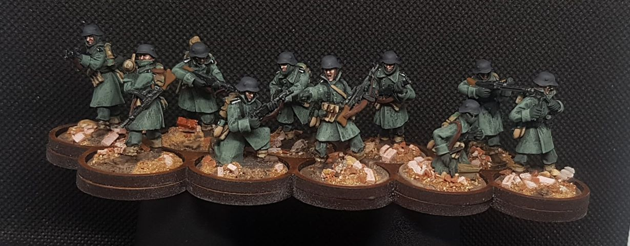 Volksgrenadier Force
