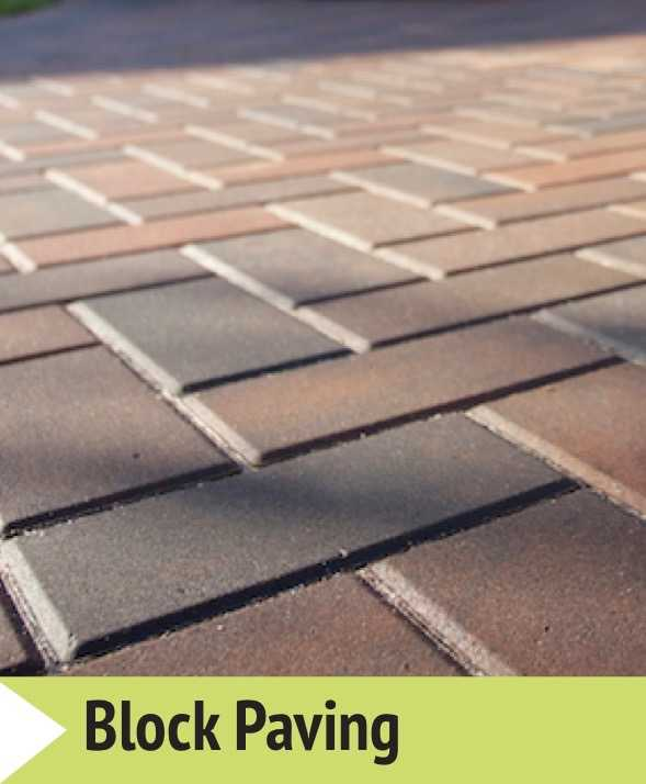 Block paving companies Cannock