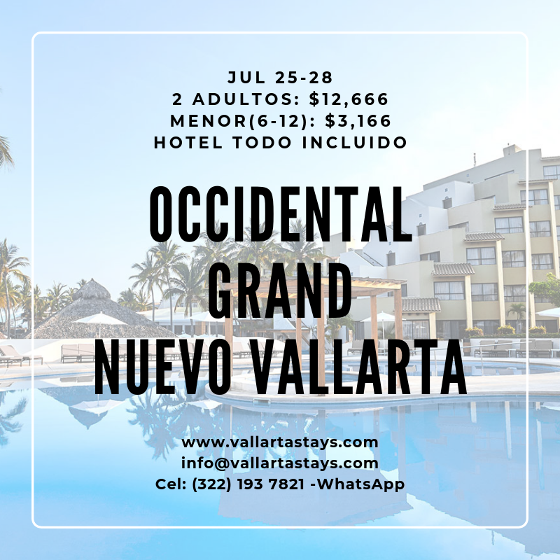 Occidental Grand Nuevo Vallarta