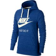 Nike NSW Overhead Hood Royal Blue-White