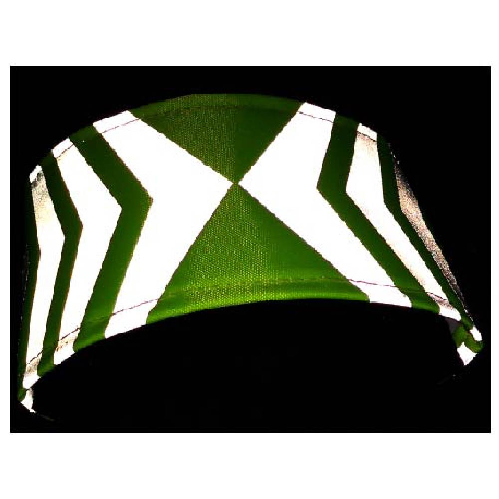 Reflective Chevron Armbands for cyclists and other road users. Be Safe Be Seen!