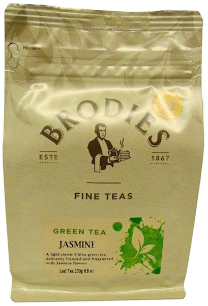 Brodie Melrose Jasmine Loose Leaf Tea