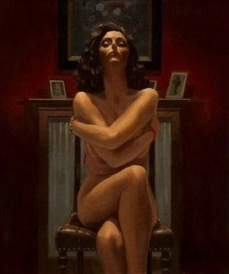 Jack Vettriano Just The Way It Is