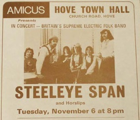 Hove Town Hall poster 1973jpg