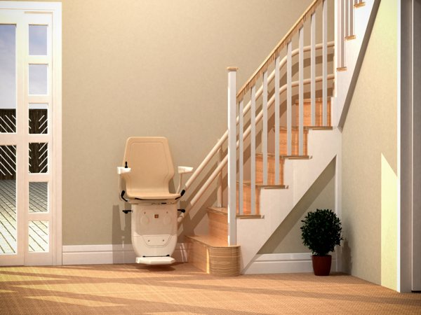 Curved Straight Stairlifts