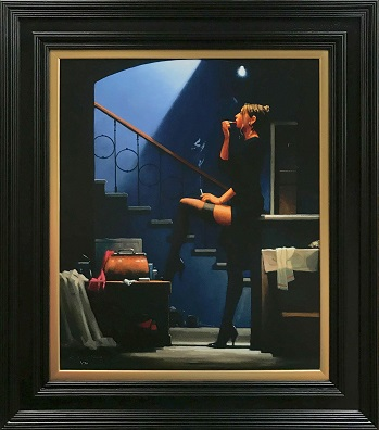 Dancer for Money Limited Edition Print Jack Vettriano