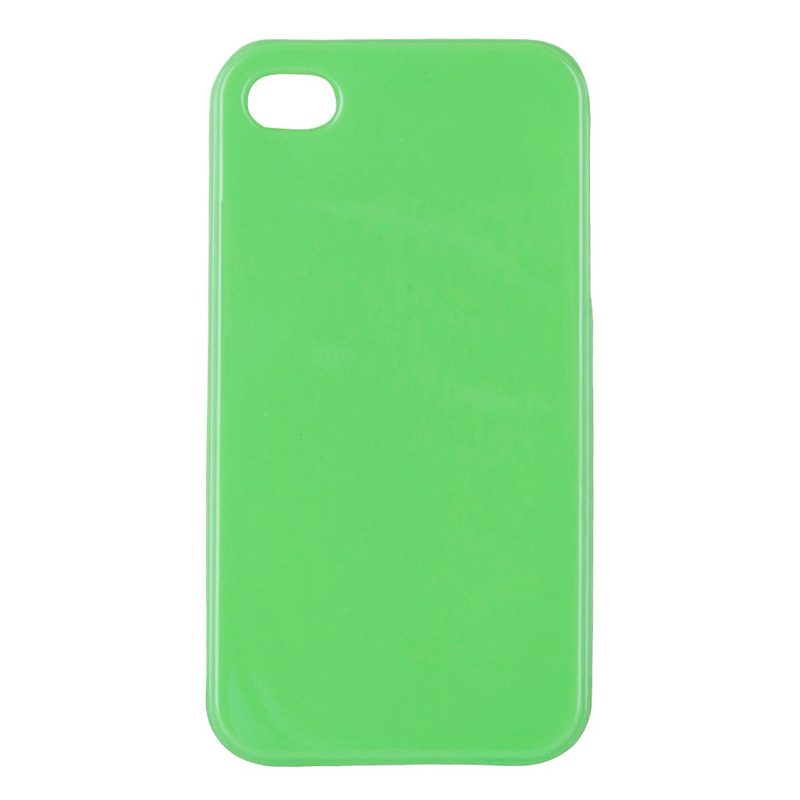 iPhone 4 / 4S - Groen TPU Case